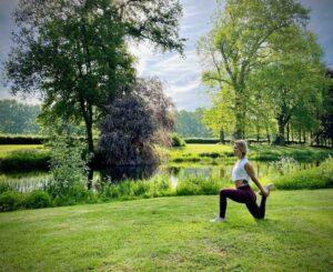 Lunge: oefeningen, variaties en uitleg