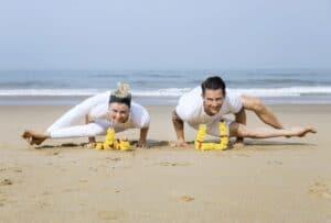 Minder stress door yoga en meditatie: MBIs