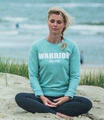 Boek afvallen yoga