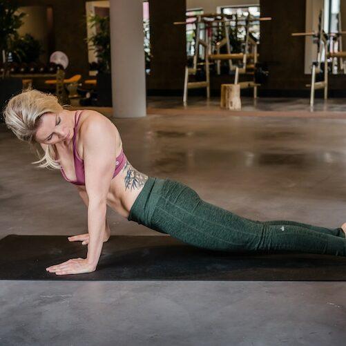 Afvallen met yoga voor gewichtsverlies