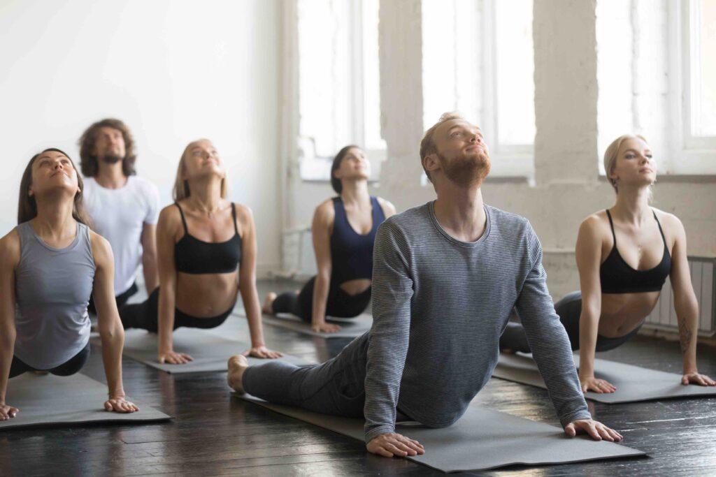 Yoga voor mannen: maak kennis met Yogability